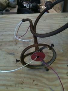 bocker fixture re-wire