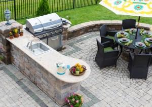outdoor kitchen 1233
