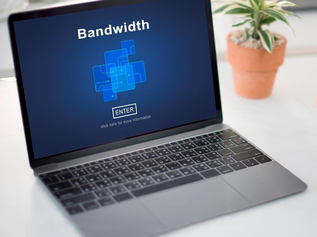 Lack of bandwidth